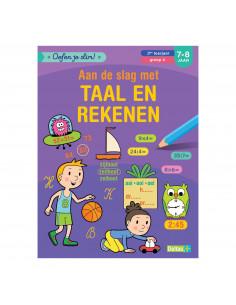Aan de slag met Taal en Rekenen, 7-8 jaar