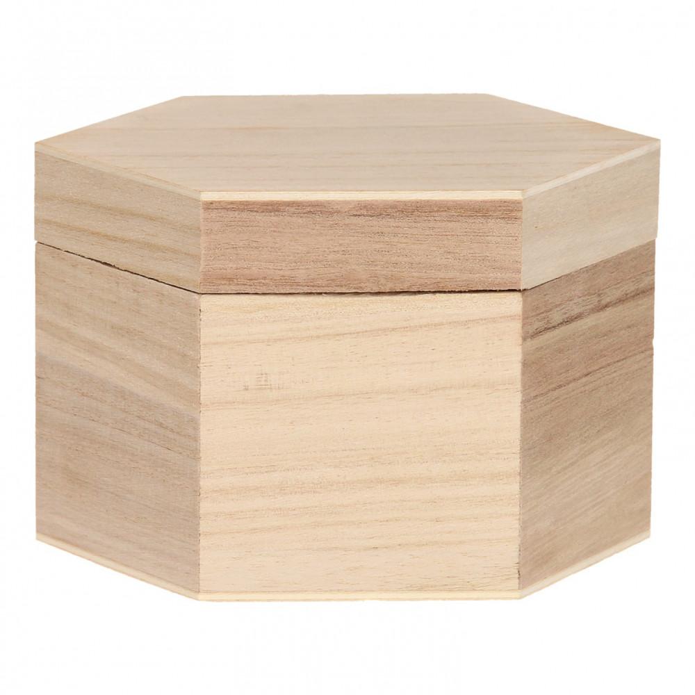 Versier je eigen Kist Zeshoek