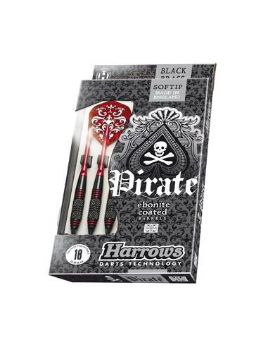 Pirate ebonite brass precision softip