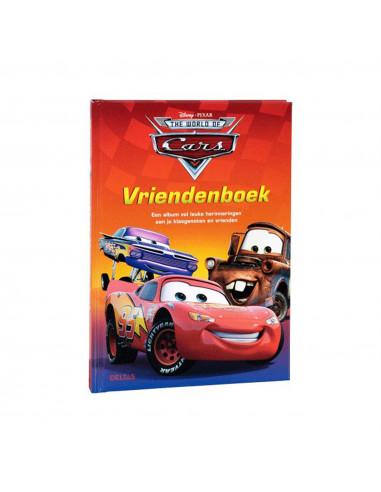 Cars Vriendenboek