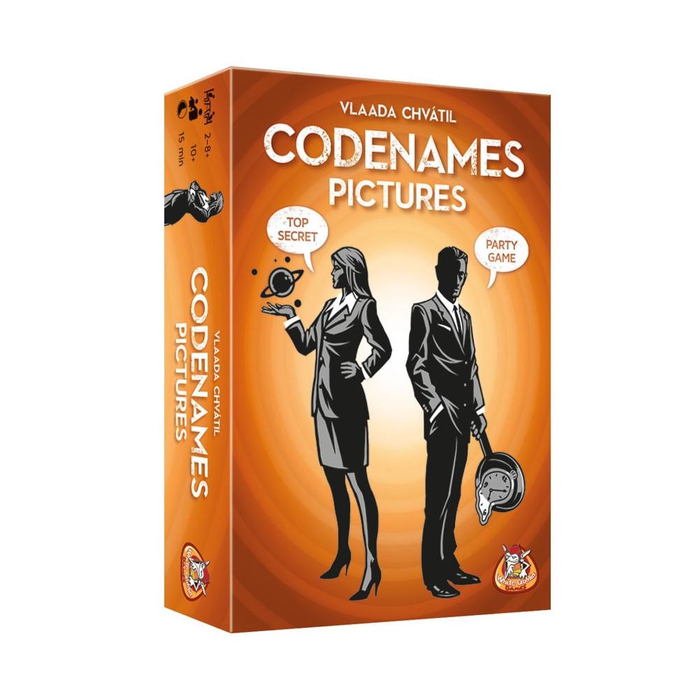 Codenames: Pictures