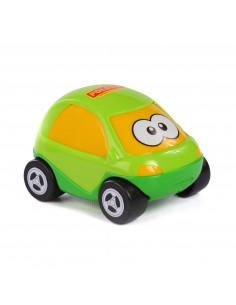 Auto met Oogjes Groen