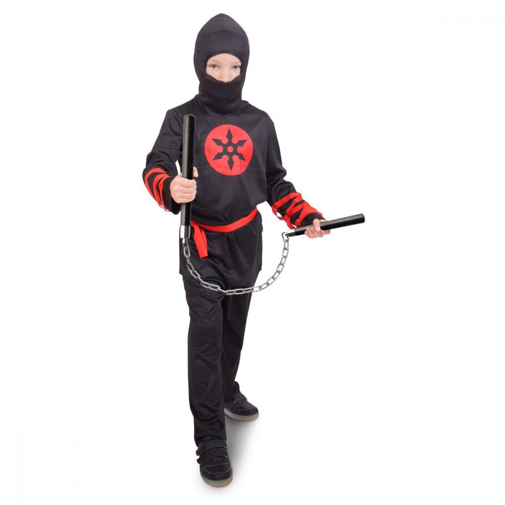 Verkleedset Ninja - M