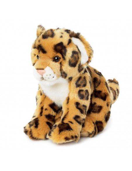 WNF Pluche - Jaguar Zittend, 23cm