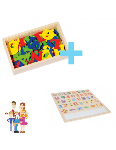 Base Toys 102 letters en...